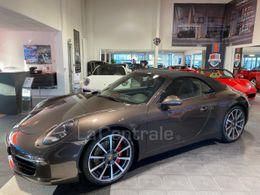 PORSCHE 911 TYPE 991 CABRIOLET 129830€