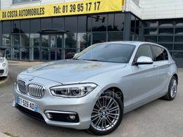 BMW SERIE 1 F20 5 PORTES (F20) (2) 116D URBANCHIC BVA8 5P
