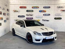MERCEDES CLASSE C 3 COUPE AMG III COUPE 63 AMG PACK PERFORMANCE BVA7