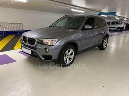 BMW X3 F25 (F25) (2) SDRIVE18DA 150 EXECUTIVE