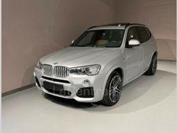 BMW X3 F25 (F25) (2) XDRIVE35DA 313 M SPORT