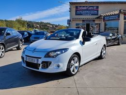 RENAULT MEGANE 3 COUPE CABRIOLET III (2) COUPE CABRIOLET 1.2 TCE 130 EXCEPTION