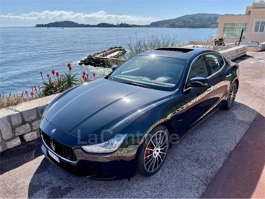 MASERATI GHIBLI III 3.0 V6 DIESEL 2016 DIESEL occasion - Monaco - Monaco 98